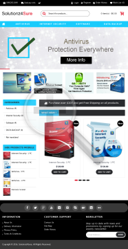 Antivirus 1PC 1 YEAR preview. Click for more details