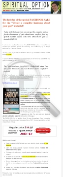 Complete Harmony About Your Goal material preview. Click for more details