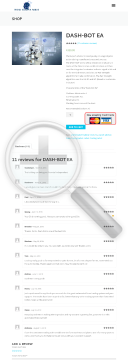 DASH-BOT EA preview. Click for more details