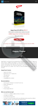 EA Happy Power preview. Click for more details
