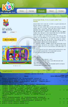Jumpstart Kids: 9-In-1 Learn with Fun Series For Mac preview. Click for more details
