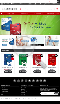Kenoxis Internet Security1yr preview. Click for more details