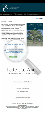 Letters to Anna - Discovering the Keys to Happiness preview. Click for more details
