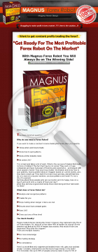 Magnus Forex Robot (Unlimited) preview. Click for more details