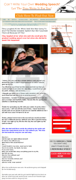 Mother Of The Bride Speech Writing Services preview. Click for more details