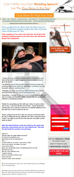 Mother Of The Groom Speech Writing Service preview. Click for more details