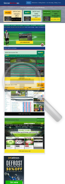 SoccerBetting365 preview. Click for more details