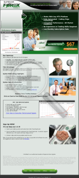 Superior Forex Signals Universal preview. Click for more details