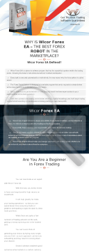 Wicor Forex {Exclusive} preview. Click for more details
