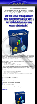 Xaaron EA preview. Click for more details