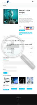 XeenaFx – The Hedger preview. Click for more details